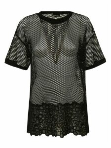 Ermanno Scervino See-through T-shirt