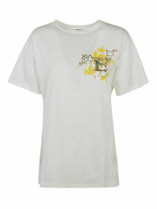 Ermanno Scervino Printed Detail T-shirt