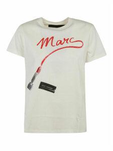 Marc Jacobs Marc Lipstick Print T-shirt