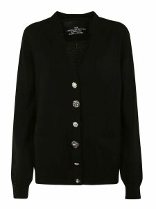 Marc Jacobs Embellished Buttoned Cardigan