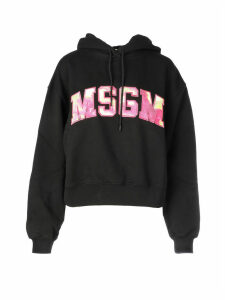 MSGM Hoodies Big Logo