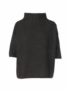 Max Mara Vodka Lurex Sweater
