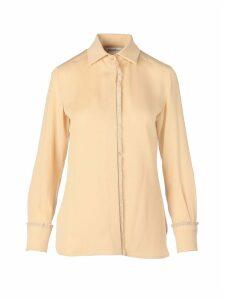 Max Mara Mogador Silk Fringes Shirt