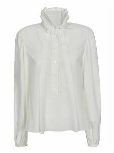 Chloé Ruffled Detail Shirt
