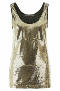 Philosophy di Lorenzo Serafini Sequined Top