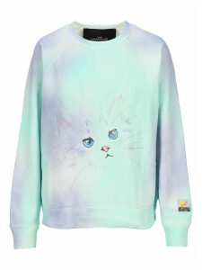 Marc Jacobs The Airbrushed Sweatshirt