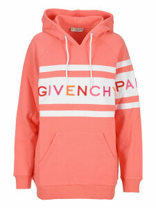 Givenchy Contrasting Stripes Hoodie