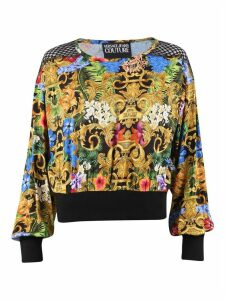 Versace Jeans Couture Printed Top