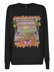 Neil Barrett Animal Printed Sweatshirt