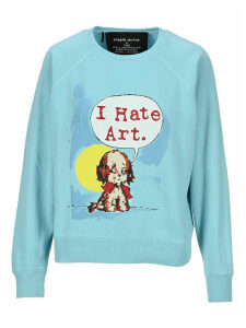 Marc Jacobs X Magda Archer Printed Sweatshirt