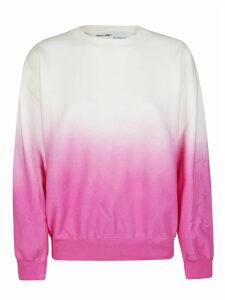 Off-White Bicolor Sweatshirt