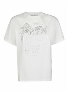 Golden Goose Golden Tour Print T-shirt
