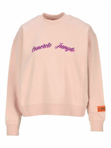 Heron Preston Concret Jungle Sweatshirt