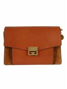 Givenchy Double G Logo Shoulder Bag
