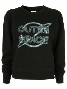 Rag & Bone Outer Space sweatshirt - Black