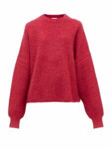 Joostricot - Mohair-blend Sweater - Womens - Pink