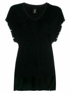 Thom Krom V-neck T-shirt - Black