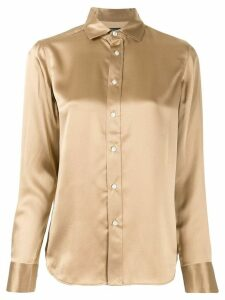 Polo Ralph Lauren satin blouse - NEUTRALS