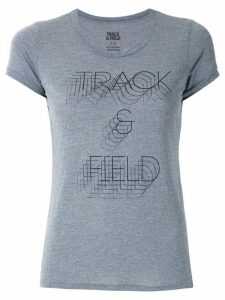 Track & Field Thermodry printed T-shirt - Grey