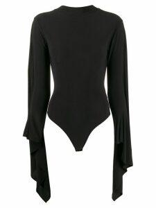 Alchemy colour block blouse - Black