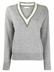Sandro Paris knitted jumper - Grey