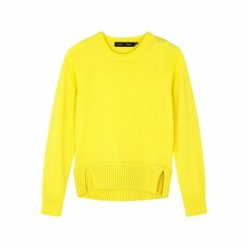 Proenza Schouler Yellow Merino Wool Jumper