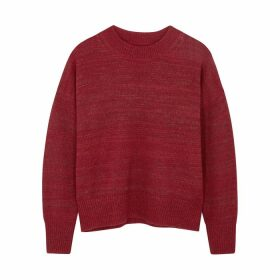 Isabel Marant Étoile Gatliny Red Alpaca-blend Jumper