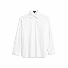 Johnstons Of Elgin Charcoal Cashmere Jumper