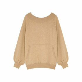 Johnstons Of Elgin Gina Camel Cashmere Jumper