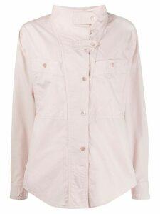 Isabel Marant Étoile Mahonia long-sleeve shirt - PINK
