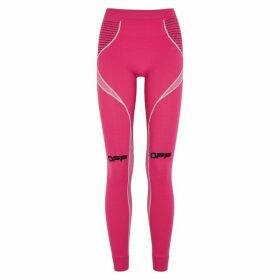 Off-White Active Fuchsia Stretch-jersey Leggings