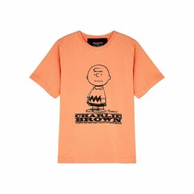 Marc Jacobs X Peanuts Charlie Brown Cotton T-shirt