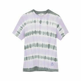 Isabel Marant Étoile Dena Tie-dyed Cotton T-shirt