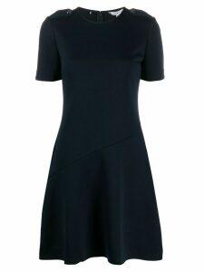 Tommy Hilfiger button tab dress - Blue