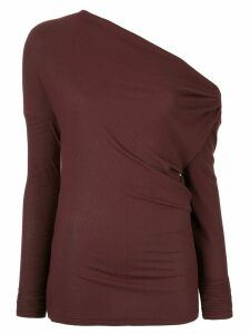 Acler Harmon blouse - Red