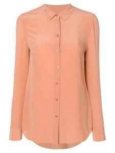 Equipment plain button down shirt - PINK