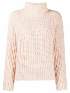 Vince chunky knit jumper - PINK