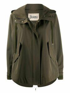 Herno hooded parka jacket - Green