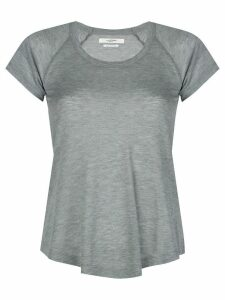 Isabel Marant Étoile Anette scoop neck T-shirt - Grey