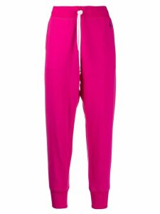 Polo Ralph Lauren tapered-leg track pants - PINK
