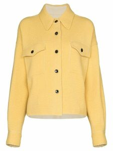 Isabel Marant Dennao shirt jacket - Yellow
