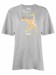 Miu Miu bambi T-shirt - Grey