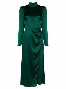 Reformation Carmelina midi dress - Green