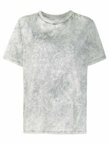 Stella McCartney bleached boxy T-shirt - Grey