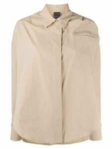 Lorena Antoniazzi long sleeve shirt - NEUTRALS
