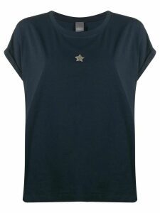 Lorena Antoniazzi embroidered T-shirt - Blue