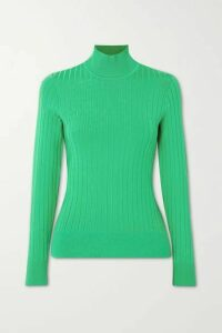 Givenchy - Ribbed-knit Sweater - Green