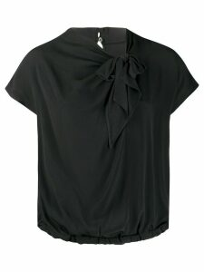 Pinko knot detail blouse - Black