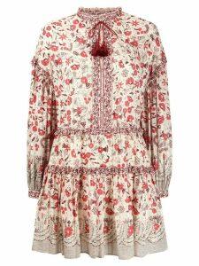 Ulla Johnson Marigold floral-print dress - NEUTRALS