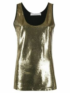 Philosophy Di Lorenzo Serafini sequin embellished top - GOLD
